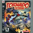 Tornado Outbreak Playstation 3 (Hole in upc but factory sealed)