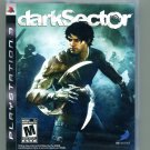 Dark Sector PlayStation 3 (Hole in upc but factory sealed)