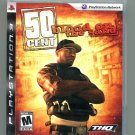 50 Cent: Blood on the Sand PlayStation 3 (Hole in upc but factory sealed)