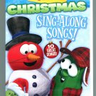 VeggieTales CHRISTMAS SING-A-LONGS (DVD 2010)