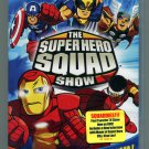 Super Hero Squad Show (DVD 2010) (upc has hole in it but factory sealed)