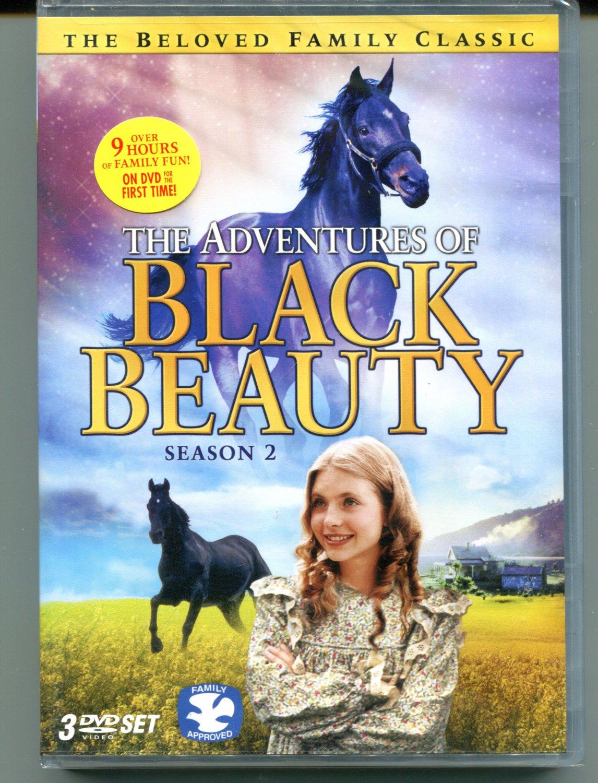Adventures of Black Beauty: Season two (DVD)