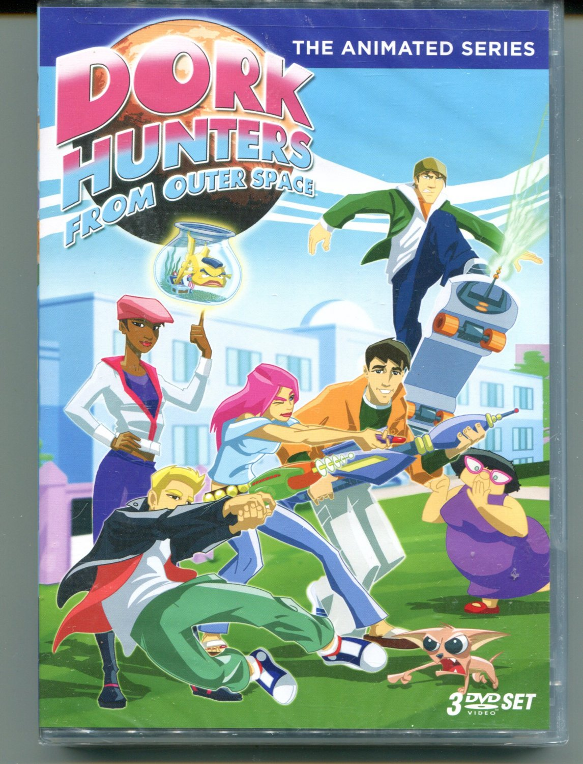Dork Hunters from Outer Space: The Animated Series (DVD)