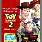 Brand New - Toy Story 2 (Blu-ray / 2010 DVD, 2-Disc Set, Special Edition) Sealed
