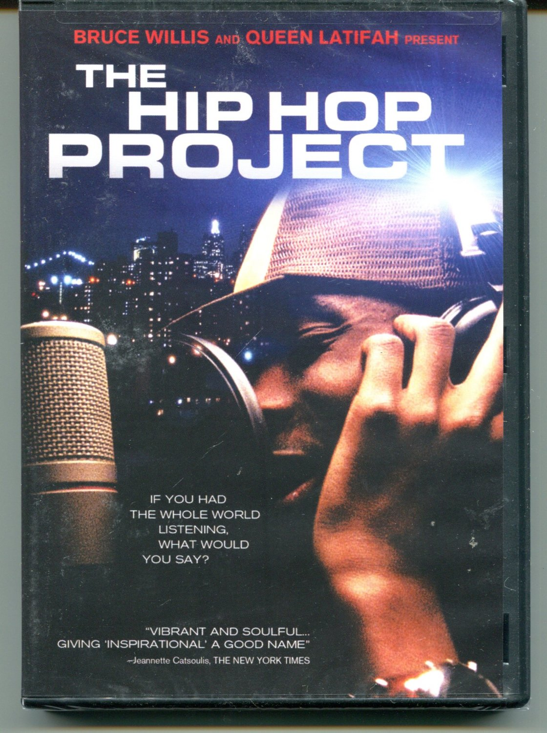 The Hip Hop Project (DVD, 2010)
