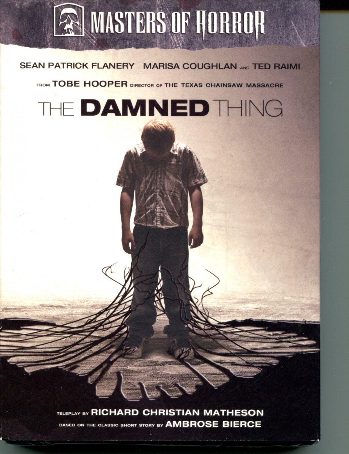 Masters of Horror: The Damned Thing (DVD 2007)
