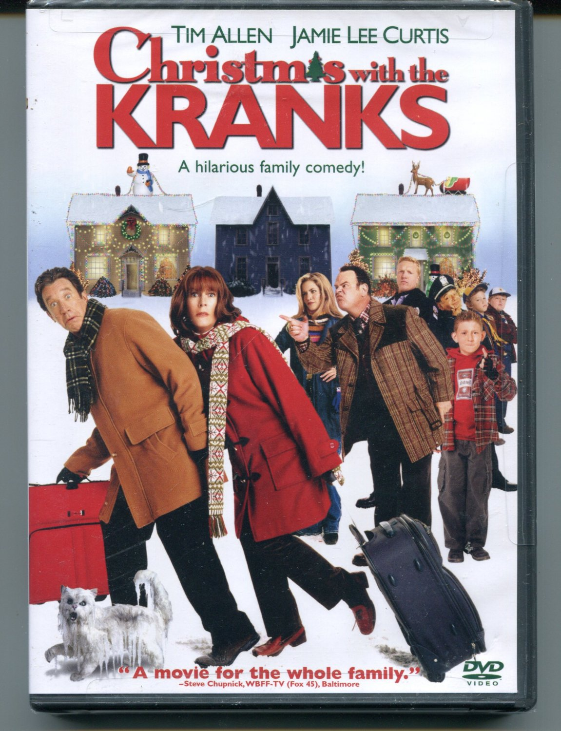 Christmas With the Kranks (DVD 2005)