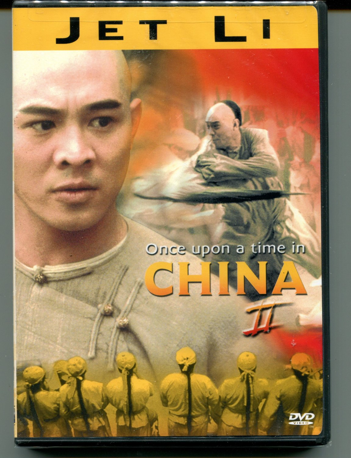 Once Upon a Time in China II (DVD, 2001)