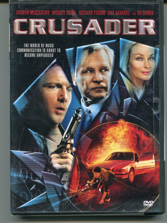 Crusader (DVD, 2005)