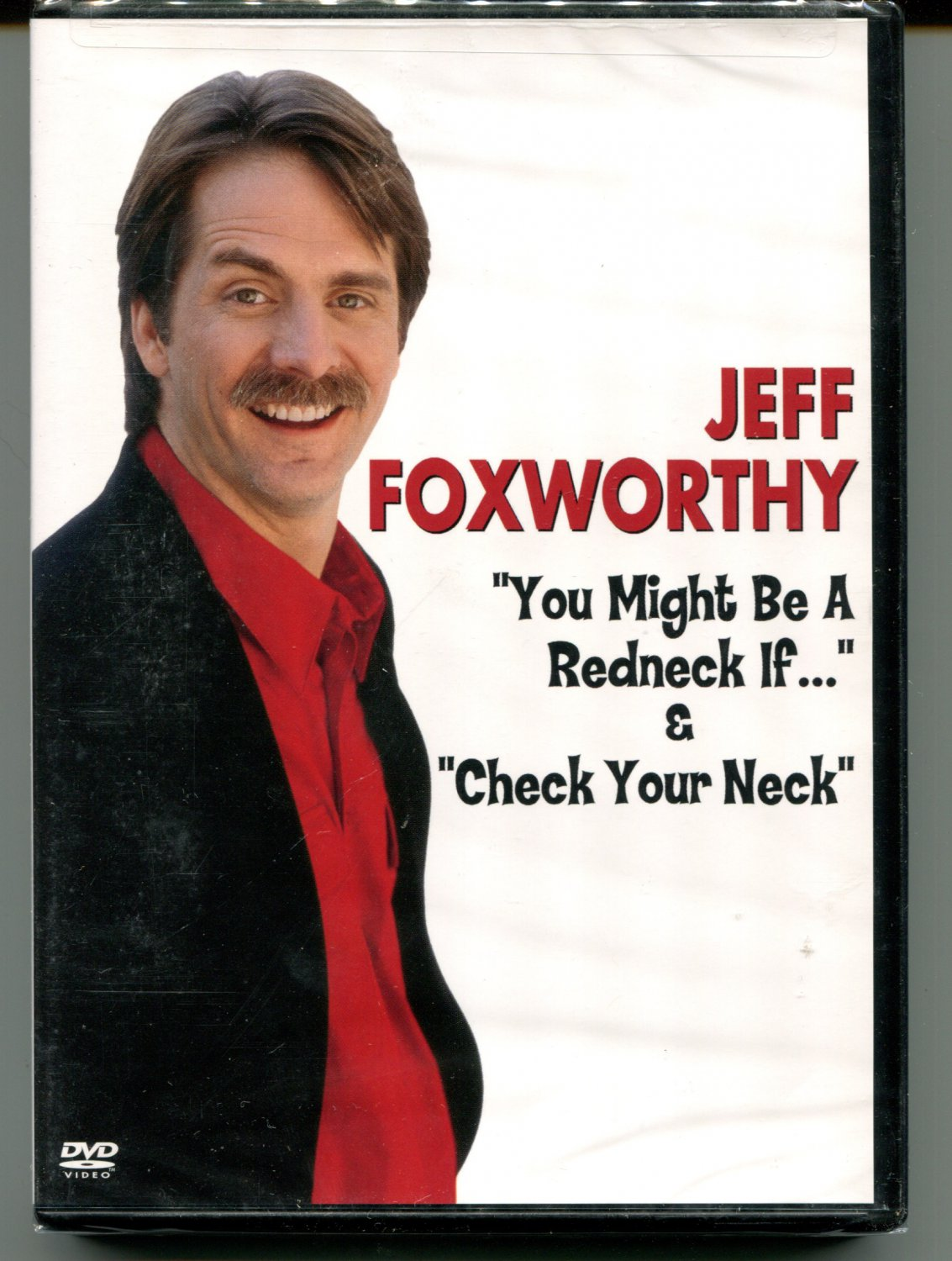 Jeff Foxworthy - You Might Be a Redneck If...& Check your neck.
