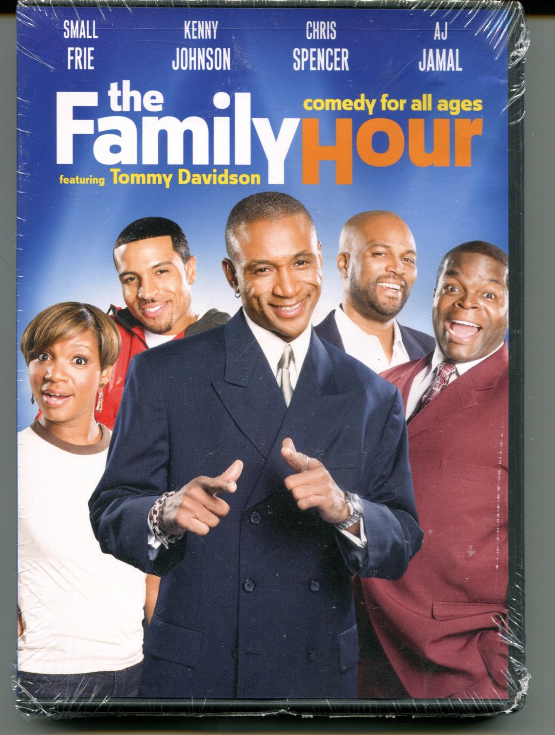 The Family Hour New (DVD 2009)