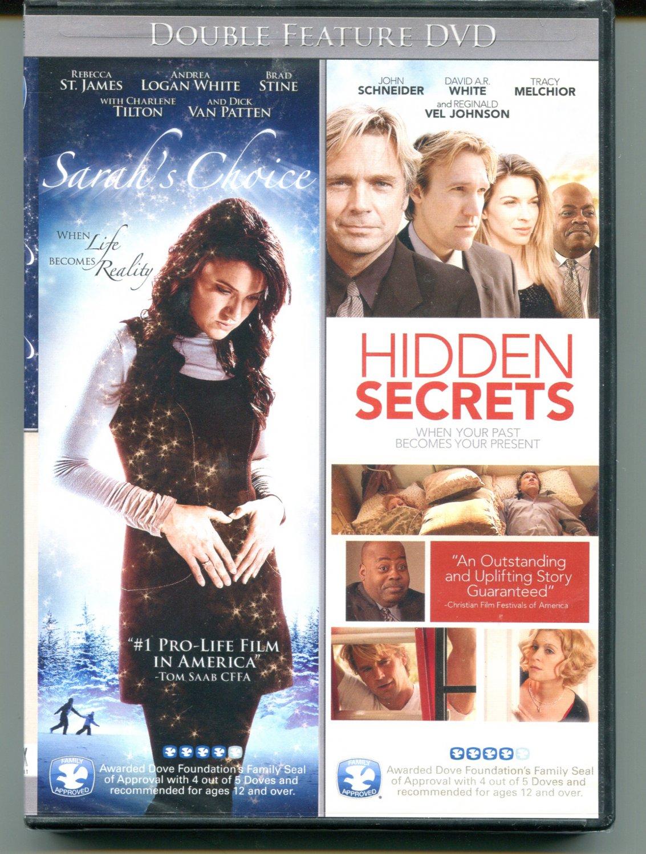 Sarah's Choice/Hidden Secrets (2009, 2006)