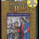 Mysteries of the Bible: The Bible's Greatest Heroes, 2 DVD