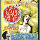 ALICE IN ACIDLAND/ SMOKE AND FLESH (DVD 2004)