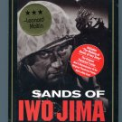 Sands of Iwo Jima (VHS, 1993, B&W 45th Anniversary Edition) New And Sealed!