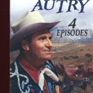 Gene Autry TV Classic Westerns 2 VHS Tapes / 8 episodes