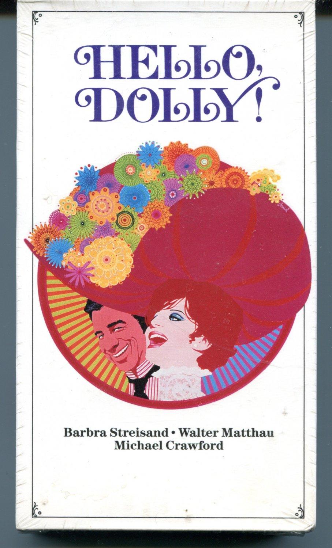 Hello, Dolly! (VHS, 1991)