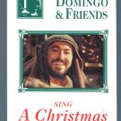 PAVAROTTI DOMINGO & FRIENDS A CHRISTMAS CELEBRATION (VHS 1992)