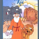 """The Beginners Bible """"The Story Of Noah's Ark"""" (VHS 1995)"""