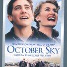 October Sky (VHS, 2000) New, Sealed