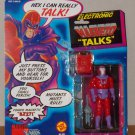 Uncanny X-Men Electronic Talking Magneto Works!! (1991) Added Shipping Cost Outside USA