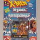 X-Men Steel Mutants Wolverine VS. Sabretooth (1994) Sealed
