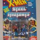 X-Men Steel Mutants Gambit VS. Bishop (1994) Sealed