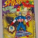Spider-Man Electro Spark Captain America (1997) NIP