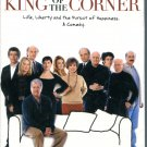 King Of The Corner (VHS, 2004)