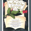 Doo Wop Love Songs Live (DVD 2007)