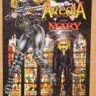 Warrior Nun Areala Anime Featuring Shotgun Mary Leather Jacket (1998) Sealed