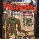 Marvel History The Dark Side Man Thing Previews Exclusive (2000) Sealed