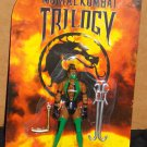 Mortal Kombat Trilogy Jade Figure (1996) Sealed