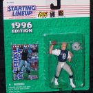 Troy Aikman Dallas Cowboys (1996) Blue Jersey/White Sleeves SEALED