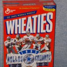 Wheaties Dallas Cowboys Super Bowl XXX Champions (1996) Sealed Box