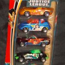 Justice League 5-Car Pack (2004)