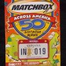 Across America 50th Birthday Series Indiana 97 Corvette (2001)