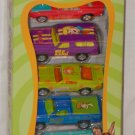 Racing Champions Cartoon Network Scooby Doo 5 Pack Die Cast Cars (2002)