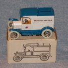 United Airlines 1913 Ford Model T Van Coin Bank (1989)