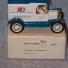 Michigan Sesquicentennial Limited Edition 1913 Ford Model T Van Bank (1987)