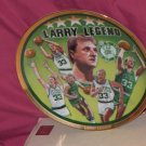 Sports Impressions Larry Legend Plate Limited Gold Edition 1057 Of 5000 + COA & Box (1992)