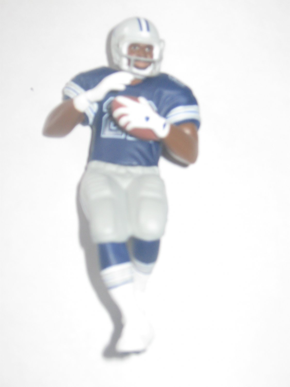 Hallmark Emmitt Smith Keepsake Ornament with trading card