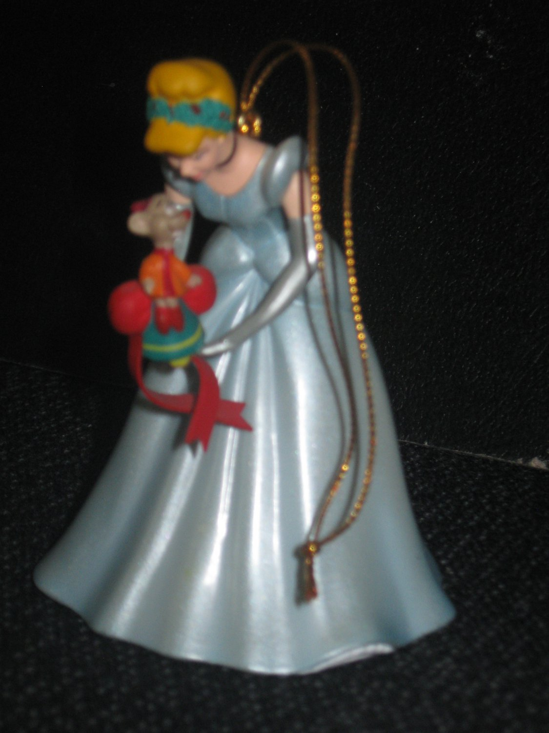 Grolier Collectibles Cinderella Christmas Ornament Special First Issue