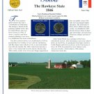 2004 Iowa Statehood Quarters - Postal Commemorative Society Uncirculated