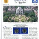 2002 Louisiana Statehood Quarters - Postal Commemorative Society Uncirculated