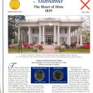 2003 Alabama Statehood Quarters - Postal Commemorative Society Uncirculated
