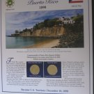 2009 Puerto Rico Statehood Quarters - Postal Commemorative Society Uncirculated
