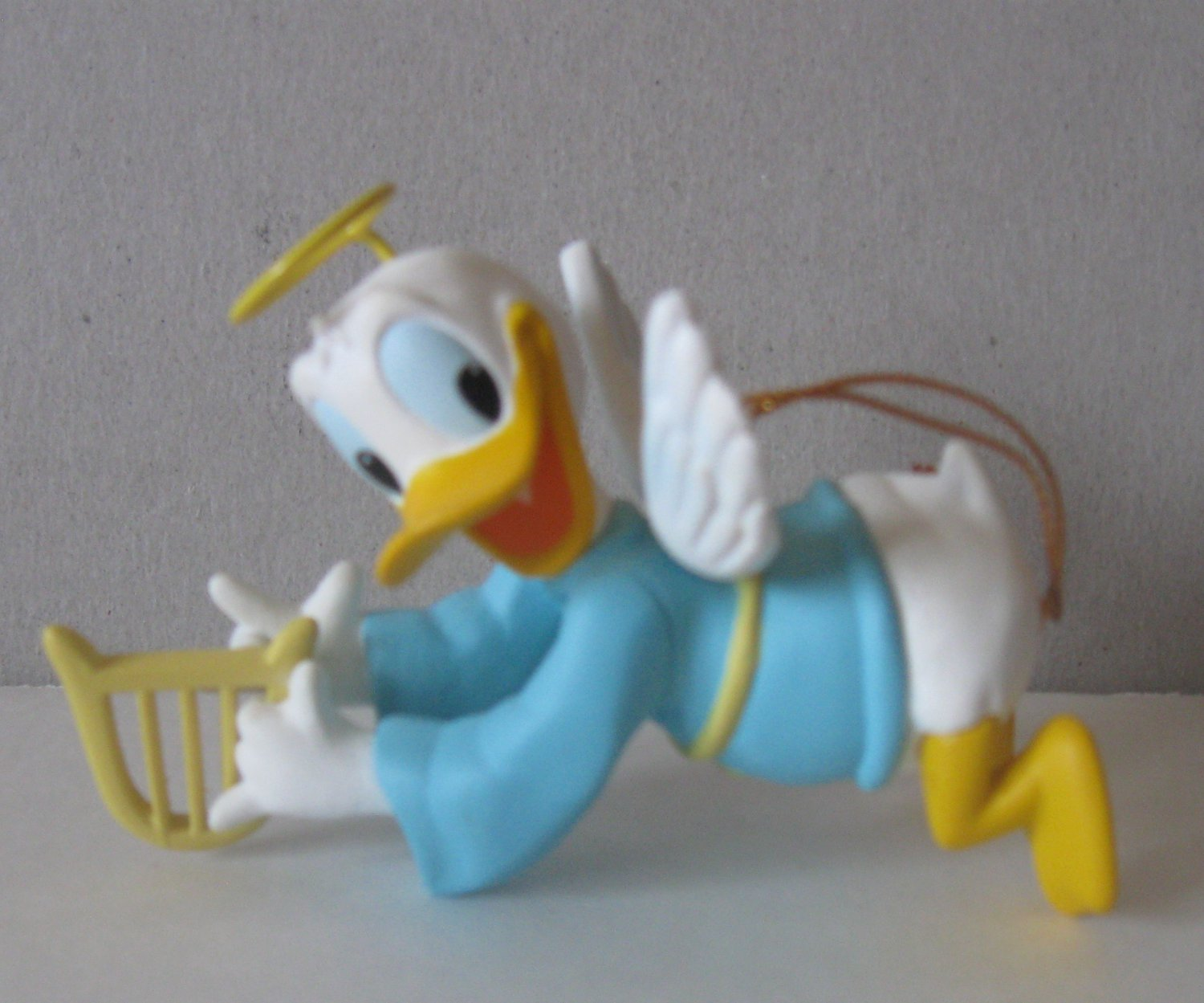 Disney Grolier Donald Duck Collectible Christmas Ornament