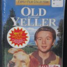 *New* Old Yeller Walt Disney Family Film Collection VHS Clam Shell