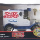 Golden Wheels Replica Diecast Ford Pepsi Delivery Van Bank Added Shipping Cost Outside USA